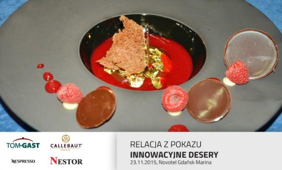 relacja innowacyjne desery